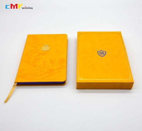 著名烟草品牌 大重九定制笔记本