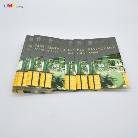 里茲米拉酒店 夏季系列主題小冊子印刷