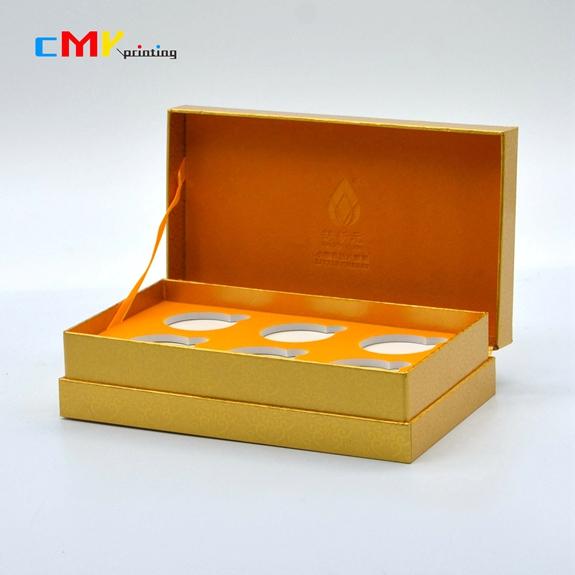 包装-保健品翻盖盒生产制作礼品盒