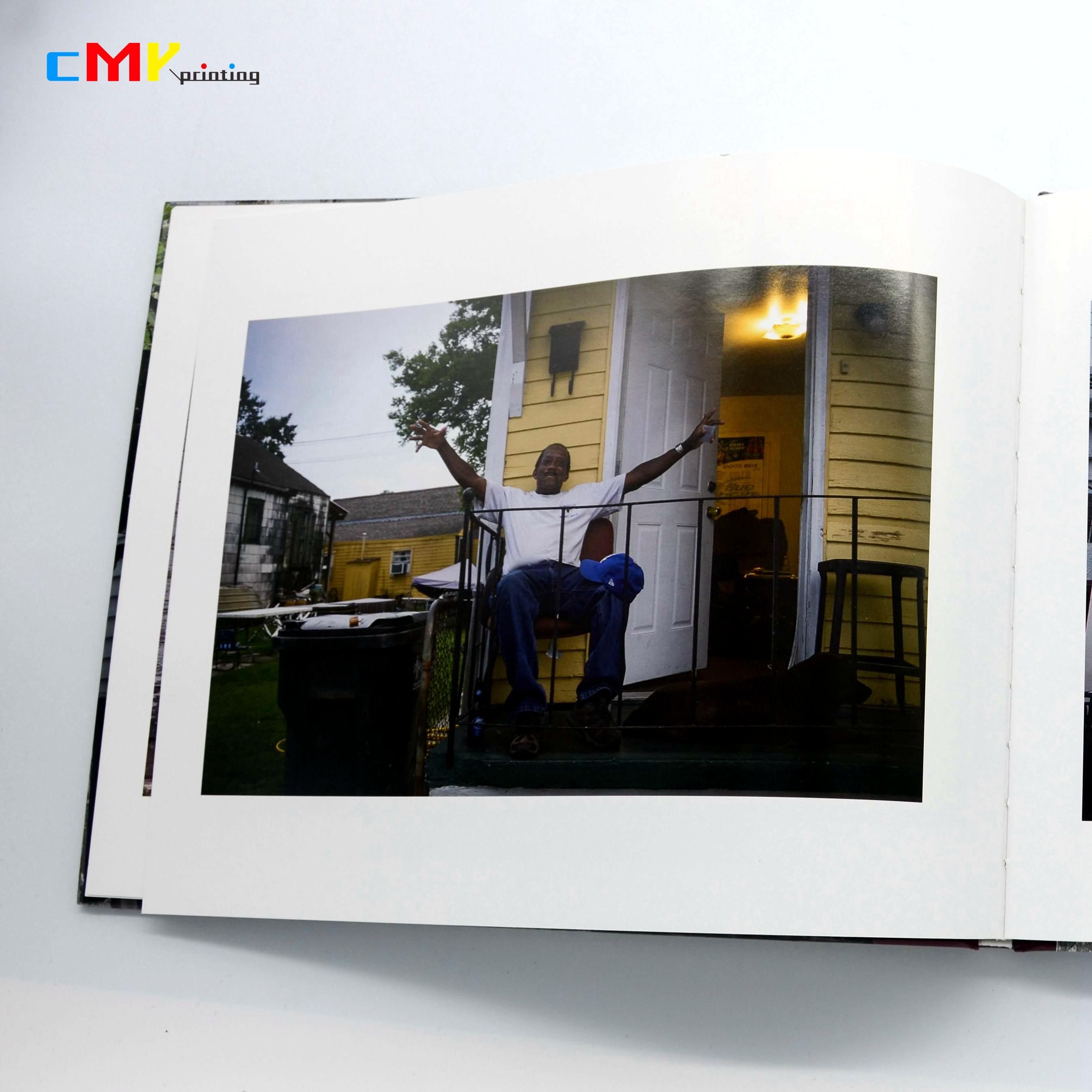 国外摄影家画册影册印刷