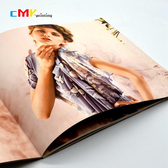 特殊装订服装服饰画册印刷装订