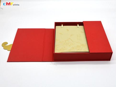 2020年北京故宫定制高端盒装台历