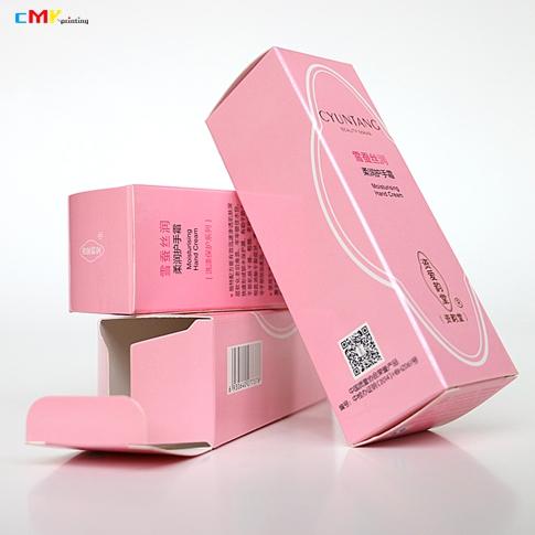 卡盒 定制护手霜包装盒